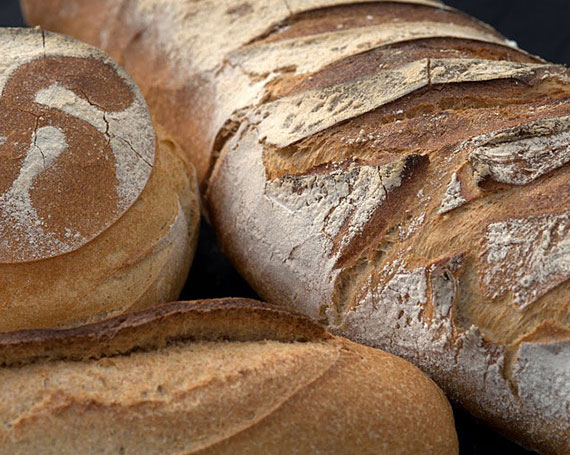 Les pains
