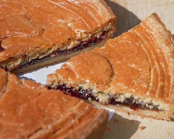 Notre spécialité : le gâteau basque